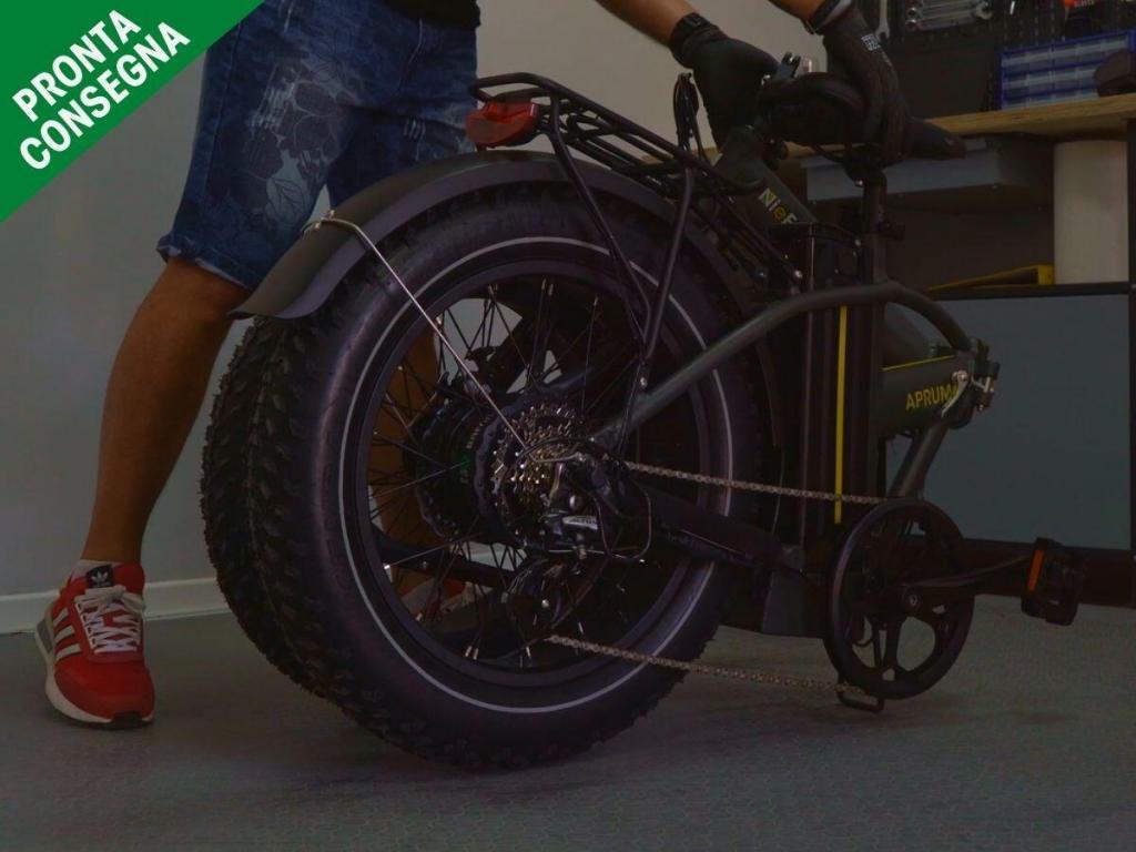 FAT Ebike Nief Aprum - Bicicletta elettrica 48V 250W - Richiusa
