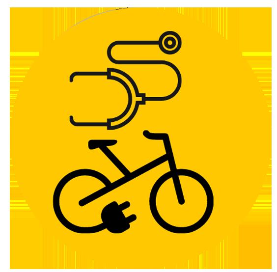 Check up bicicletta elettrica NIEF SIBILLA